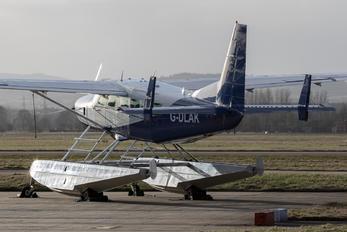 G-DLAK - Loch Lomond Seaplanes Cessna 208 Caravan