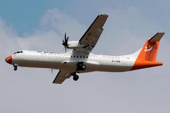 VT-APA - Air Pegasus ATR 72 (all models)