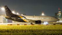 G-ZAPZ - Titan Airways Boeing 737-300QC aircraft