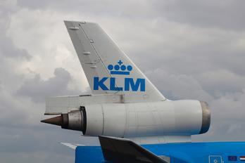 PH-KCB - KLM McDonnell Douglas MD-11