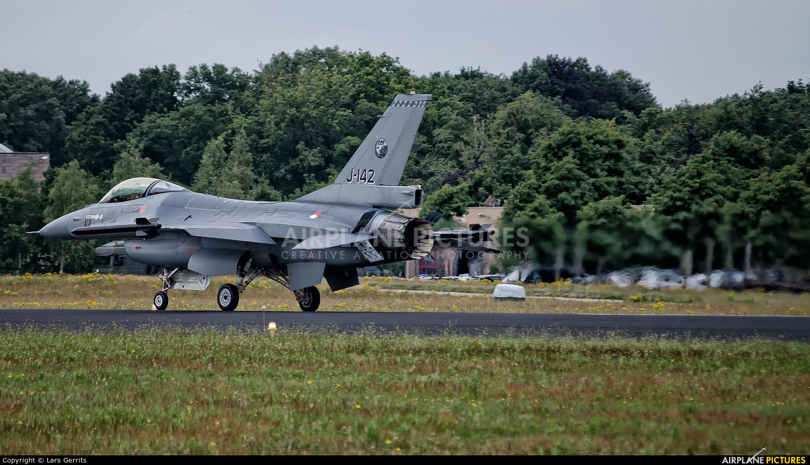 Netherlands - Air Force J-142 aircraft at Gilze-Rijen