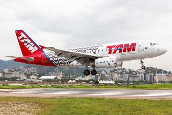 PT-TMD - TAM Airbus A319