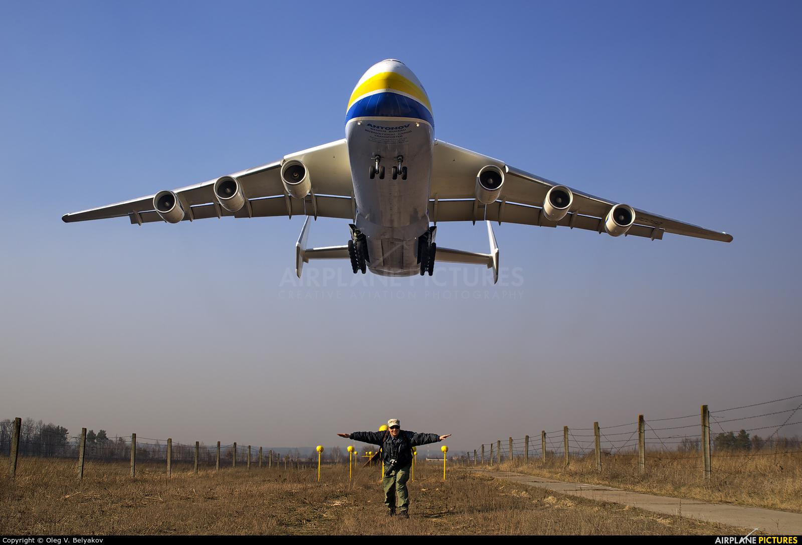 Antonov Airlines /  Design Bureau UR-82060 aircraft at Kyiv - Gostomel