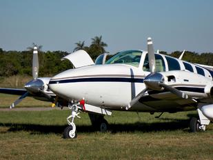 LV-JTY - Private Beechcraft 58 Baron