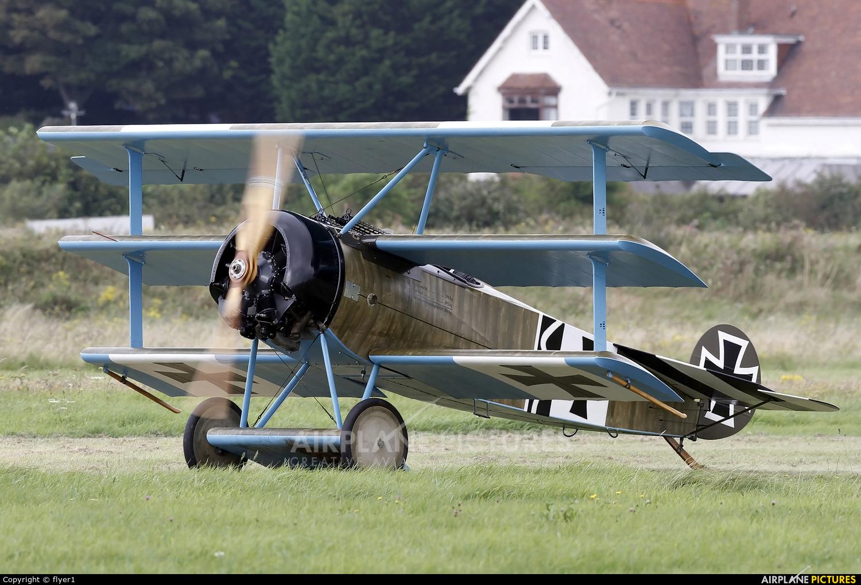 Private G-CDXR aircraft at Brighton - Shoreham