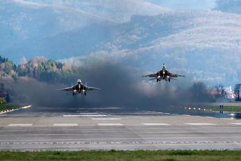 - - Slovakia -  Air Force Mikoyan-Gurevich MiG-29