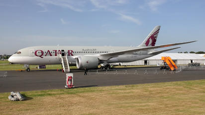 A7-BCM - Qatar Airways Boeing 787-8 Dreamliner
