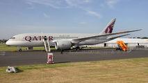 A7-BCM - Qatar Airways Boeing 787-8 Dreamliner aircraft