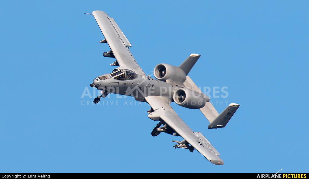 USA - Air Force 78-0651 aircraft at Spangdahlem