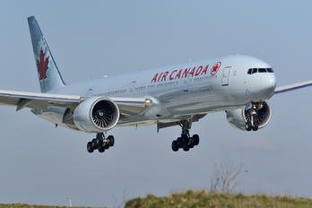 C-FIVW - Air Canada Boeing 777-300ER