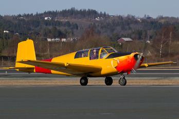 LN-FMU - Private SAAB 91 Safir