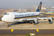 9V-SFF - Singapore Airlines Cargo Boeing 747-400F, ERF aircraft
