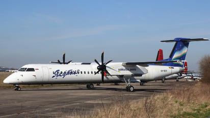 VP-BOV - Yakutia Airlines de Havilland Canada DHC-8-400Q / Bombardier Q400