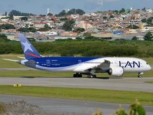 CC-BGA - LAN Airlines Boeing 787-9 Dreamliner