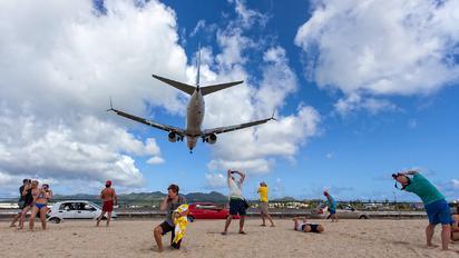 C-GKWA - WestJet Airlines Boeing 737-800