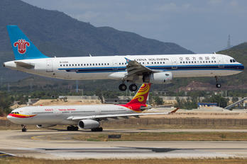 B-2284 - China Southern Airlines Airbus A321