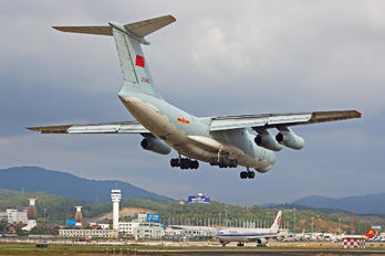 21045 - China - Air Force Ilyushin Il-76 (all models)