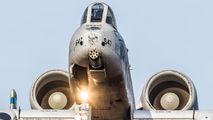 82-0647 - USA - Air Force Fairchild A-10 Thunderbolt II (all models) aircraft