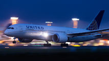 N27901 - United Airlines Boeing 787-8 Dreamliner aircraft