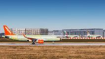 D-AVVF - easyJet Airbus A320 aircraft