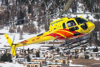 HB-ZMY - Heli Bernina Aerospatiale AS350 Ecureuil / Squirrel