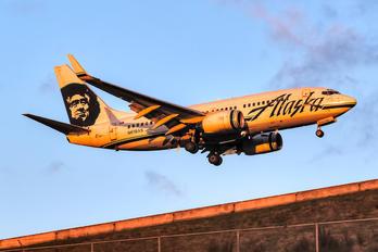 N619AS - Alaska Airlines Boeing 737-700