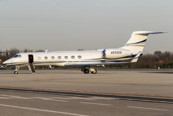 N550GD - Private Gulfstream Aerospace G-V, G-V-SP, G500, G550