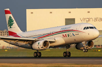 OD-MRL - MEA - Middle East Airlines Airbus A320