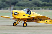 G-ARMZ - The Tiger Club Druine D.31 Turbulent aircraft