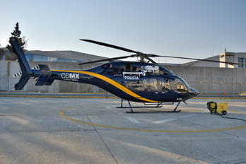 XC-LOC - Mexico - Police Bell 429
