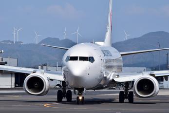 JA333J - JAL - Express Boeing 737-800