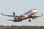 OY-TCG - Thomas Cook Scandinavia Airbus A321 aircraft