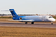OH-BLI - Blue1 Boeing 717 aircraft