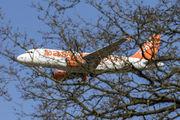 G-EZNC - easyJet Airbus A319 aircraft