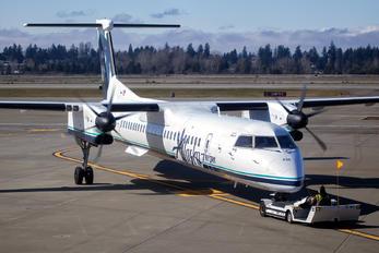 N438QX - Alaska Airlines - Horizon Air de Havilland Canada DHC-8-400Q / Bombardier Q400