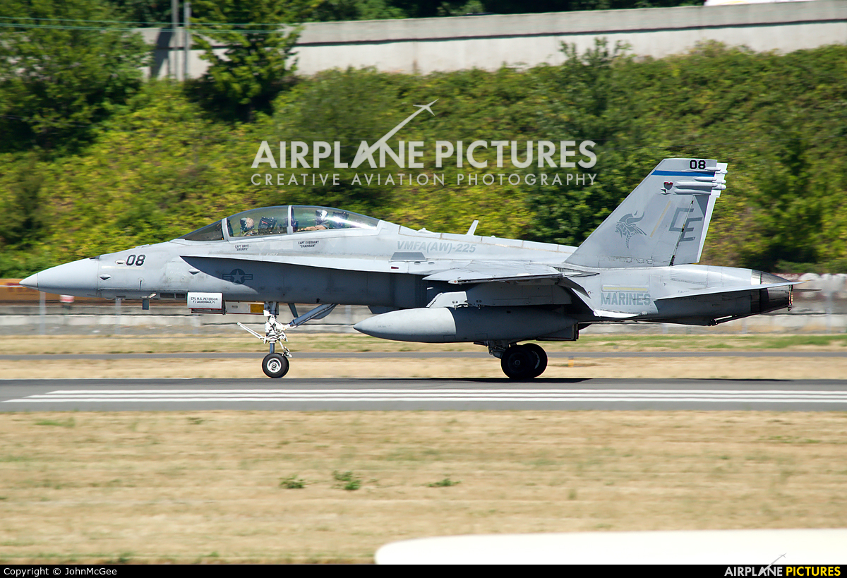 USA - Marine Corps 165408 aircraft at Seattle - Boeing Field / King County Intl