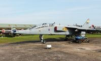 XX829 - Royal Air Force Sepecat Jaguar T.2 aircraft