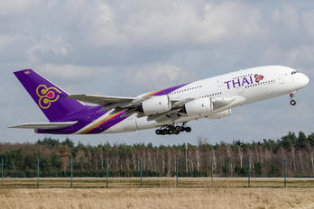 HS-TUE - Thai Airways Airbus A380