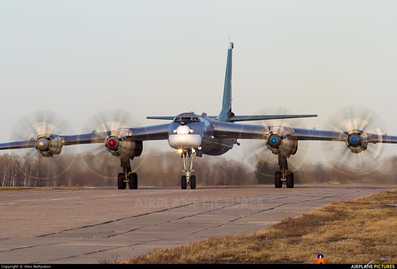 Russia - Air Force RF-94178 aircraft at Ryazan - Dyagilevo