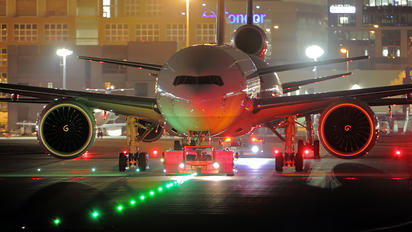 D-ALFC - Lufthansa Cargo Boeing 777F
