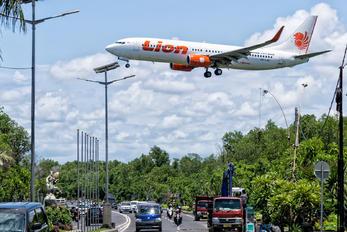PK-LJQ - Lion Airlines Boeing 737-800