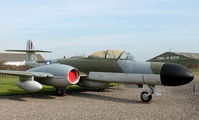 WS739 - Royal Air Force Gloster Meteor NF.14 aircraft