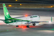 YI-ASQ - Iraqi Airways Boeing 737-800 aircraft
