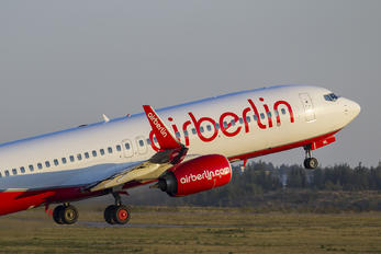 D-ABML - Air Berlin Boeing 737-800