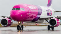 HA-LYA - Wizz Air Airbus A320 aircraft