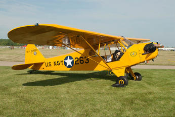 N61903 - Private Piper J3 Cub