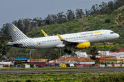 EC-LZF - Vueling Airlines Airbus A320 aircraft