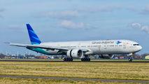 PK-GIE - Garuda Indonesia Boeing 777-300ER aircraft
