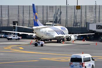 XA-UNM - Magnicharters Boeing 737-300