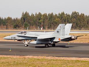 C.15-50 - Spain - Air Force McDonnell Douglas EF-18A Hornet